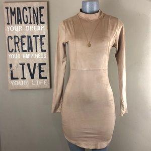 Forever 21 Velveteen Dress